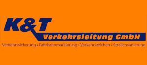 Logo K&T Verkehrsleitung